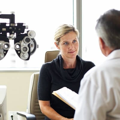 Eye Exams and Checkups Image