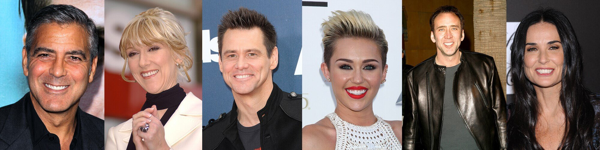 fame or smile Celebrity Smiles