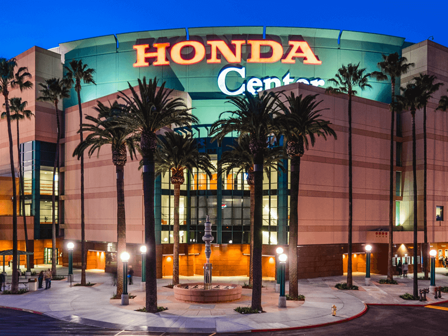 Image of The Honda Center