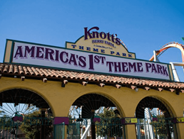 Image of Knott's Berry Farm