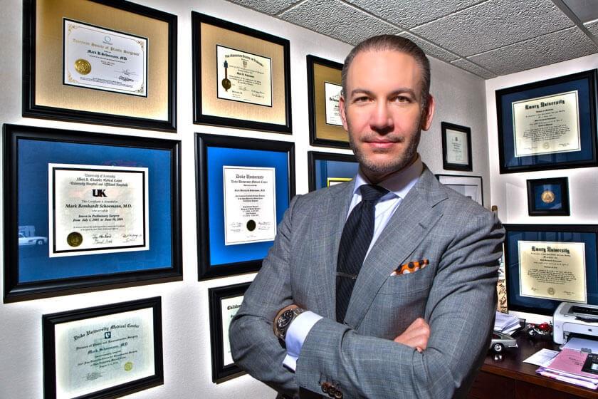 Dr  Mark Schoemann   Board-Certified Plastic Surgeon in La Jolla, CA