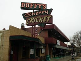 Image of Duffy's Cherry Cricket