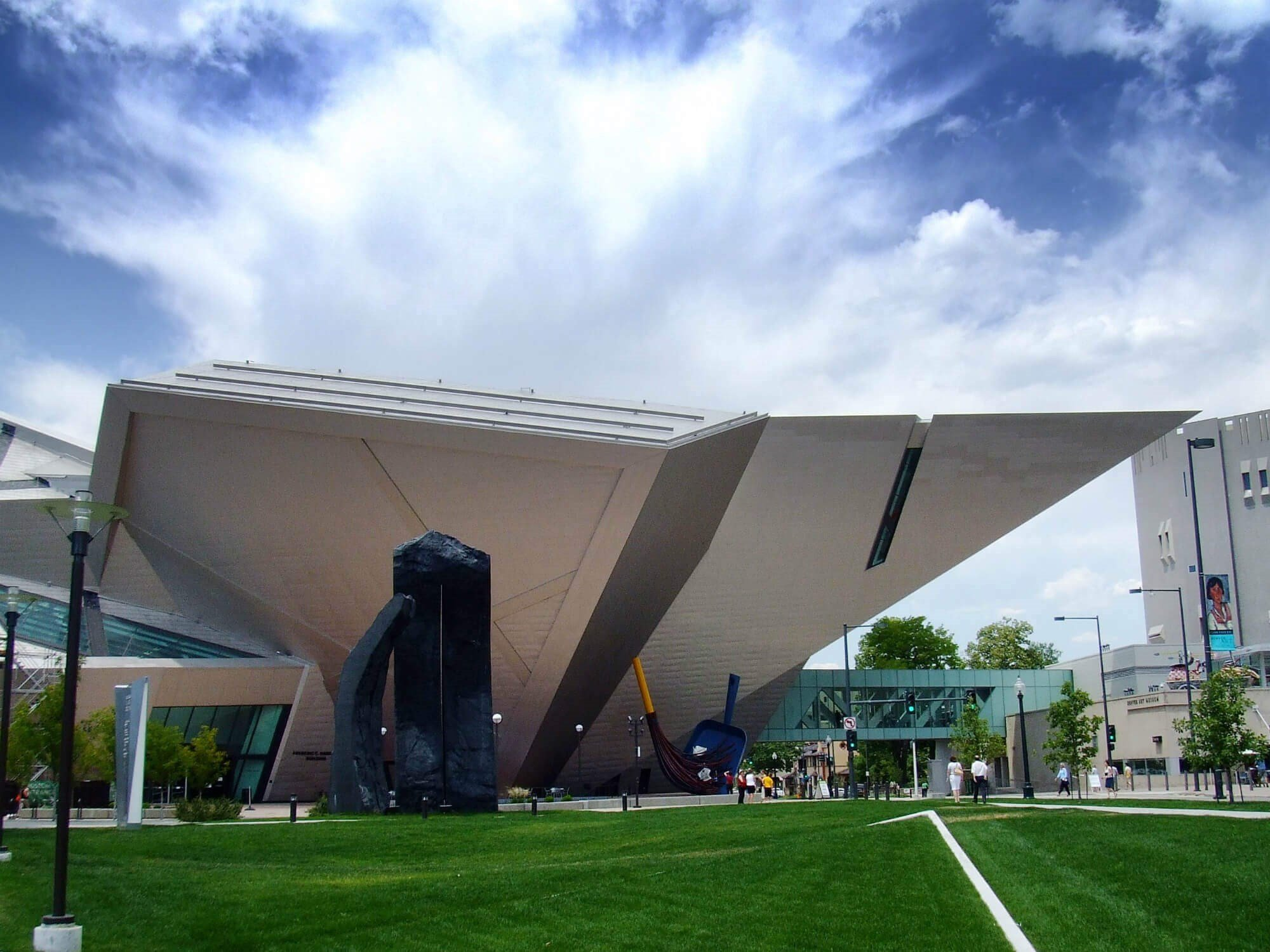 Image of Denver Art Museum