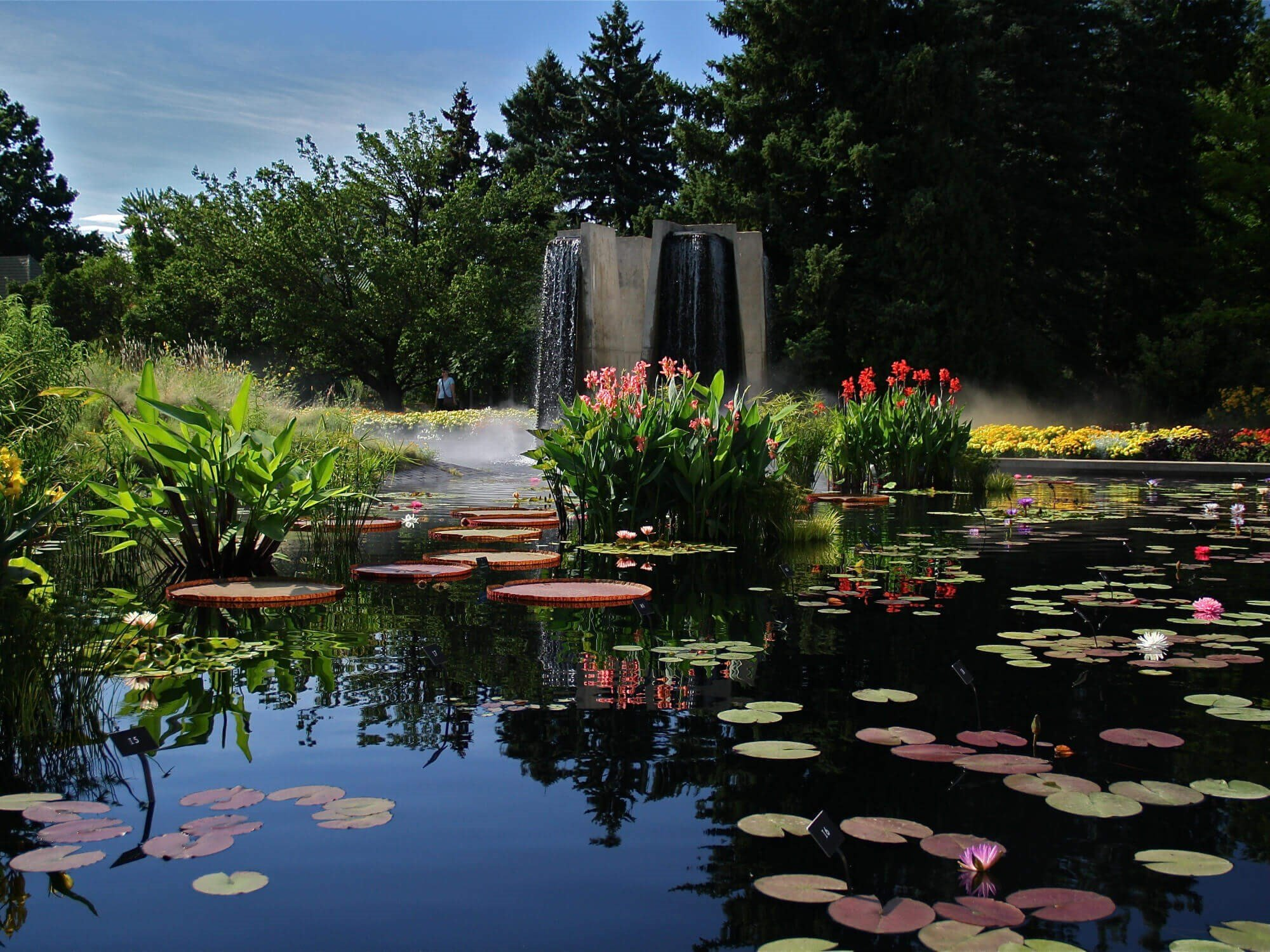 Image of Denver Botanic Gardens