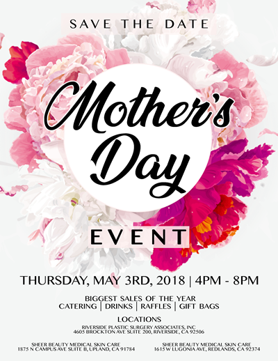 Save the Date: Mother's Day Event