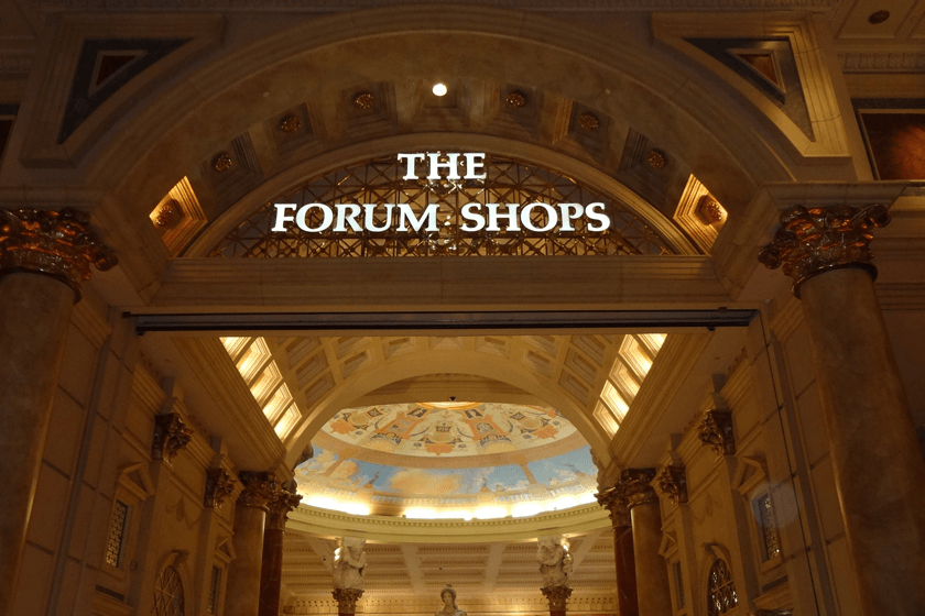 Image of The Forum Shops
