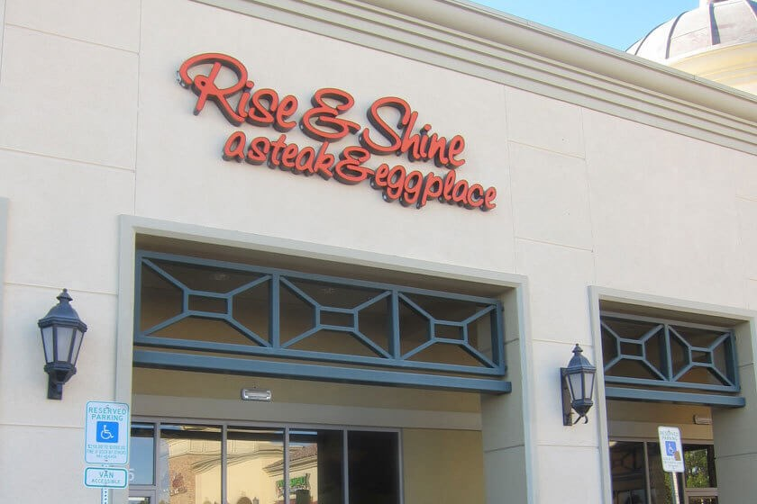 Image of Rise and Shine Restaurant