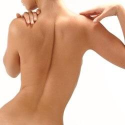Hairless back