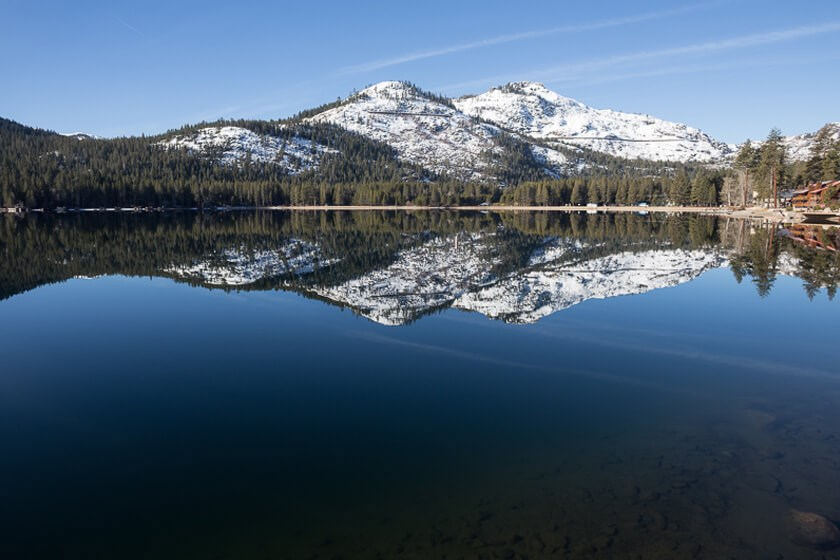 Image of Donner Lake