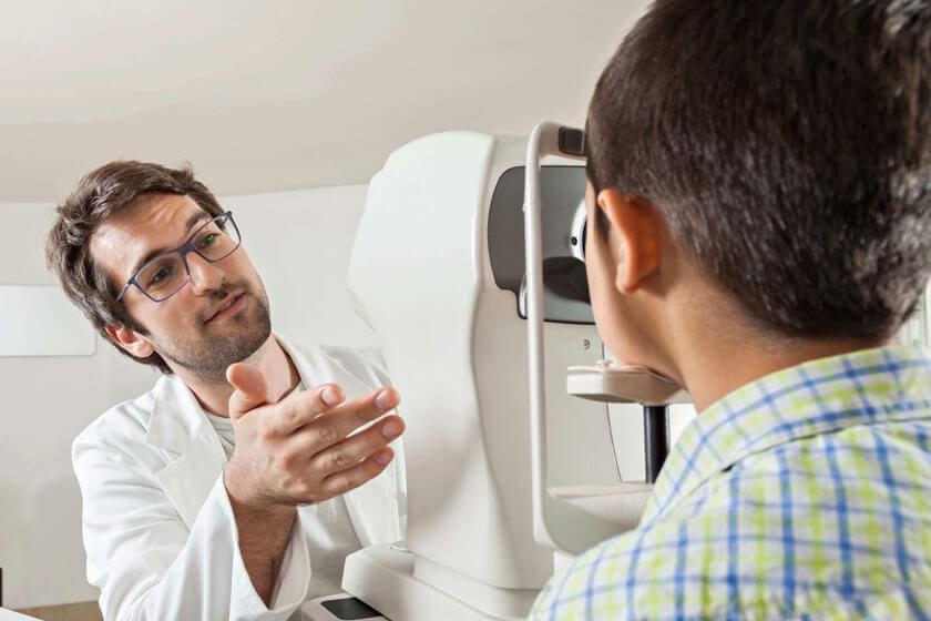 Cataract Surgery Restores Visi