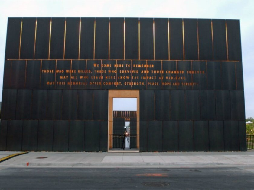 Image of OKC National Memorial