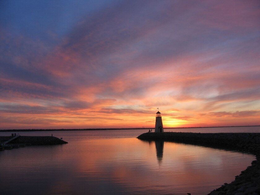 Image of Lake Hefner