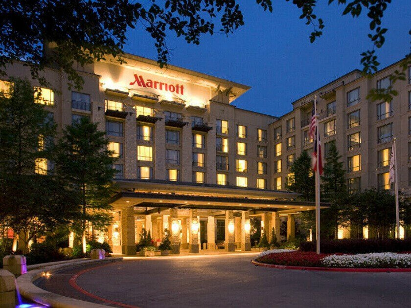 The Marriott at the Shops