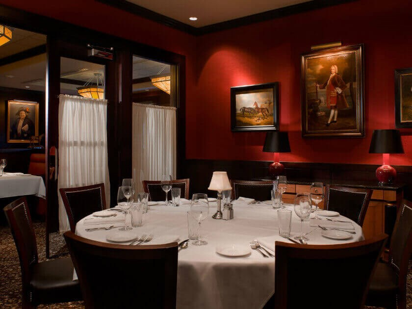 Capital Grille Restaurant