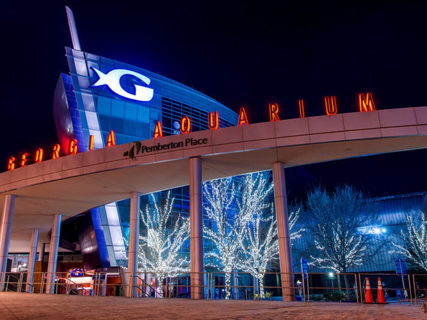 Image of Georgia Aquarium