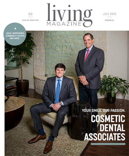 Cosmetic Dental Associates Publications Houston Tx Cosmetic Dental Assoc