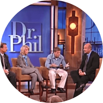 Debbie and Brandon on Dr. Phil